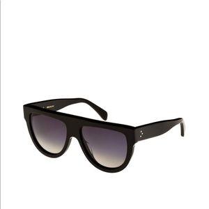 Accessories - Designer inspired aviator gradient sunglasses